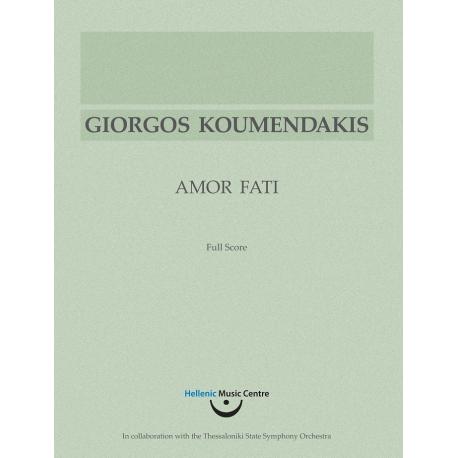 Κουμεντάκης: Amor Fati