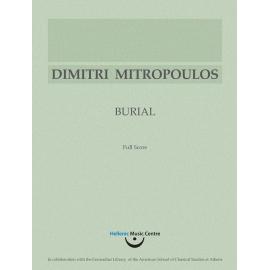 Mitropoulos: Burial