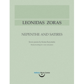Zoras: Nepenthe and Satires