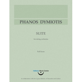 Dymiotis: Suite for String Orchestra