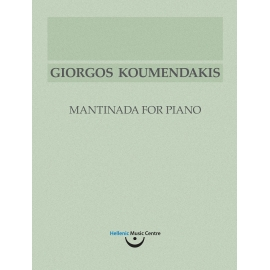 Koumendakis: Mantinada for Piano